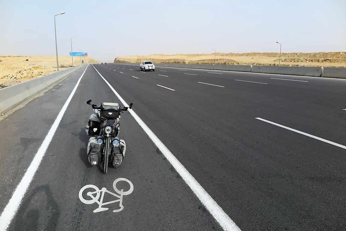 Kairo Autobahn